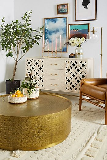 Coffee Tables | Unique Coffee Tables | Anthropologie