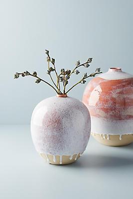 Slide View: 5: Apricot Vase