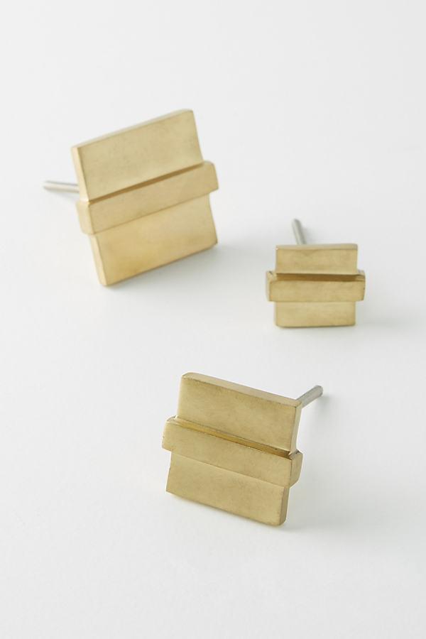 Aerin Quadratischer Knauf - Cedar