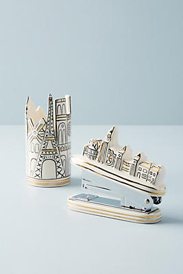 Slide View: 3: Cityscape Stapler