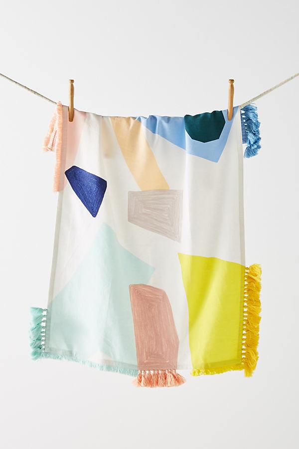 San Sola Dish Towel - A/s, Size Dishtowel