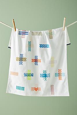 Slide View: 1: Hermine Van Dijck Dish Towel