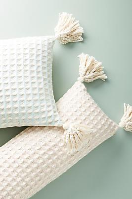 Slide View: 3: Waffleknit Pillow