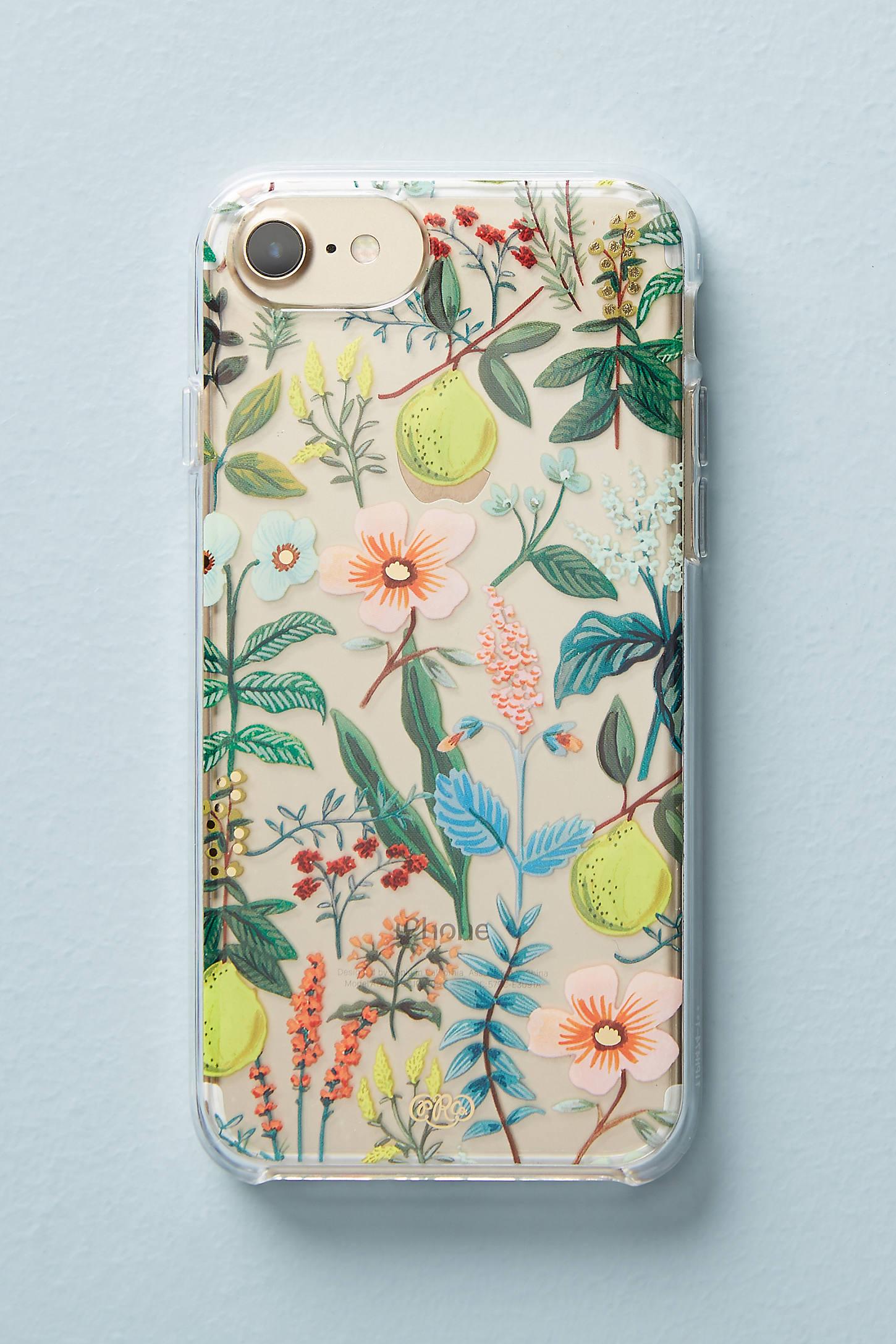 Herb Garden iPhone 6/7 Case