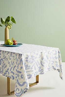 Slide View: 1: Perona Tablecloth