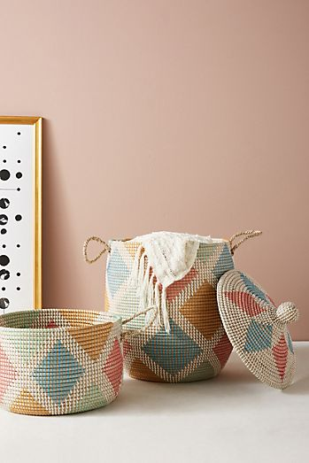 Laundry Baskets Amp Storage Baskets Anthropologie
