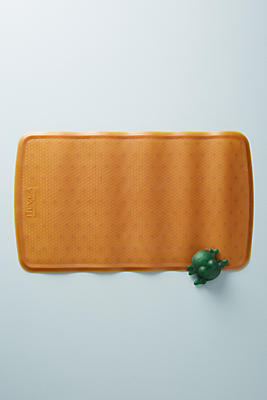 Slide View: 1: Hevea Planet Bath Mat