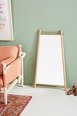 Slide View: 1: Dowel Mirror