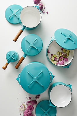 Slide View: 2: Dansk Kobenstyle Casserole Pot With Lid