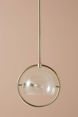Amille Pendant by Anthropologie