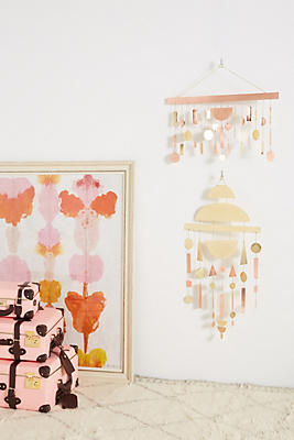 Slide View: 4: Mirella Wall Hanging