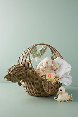 Slide View: 1: Critter Storage Basket