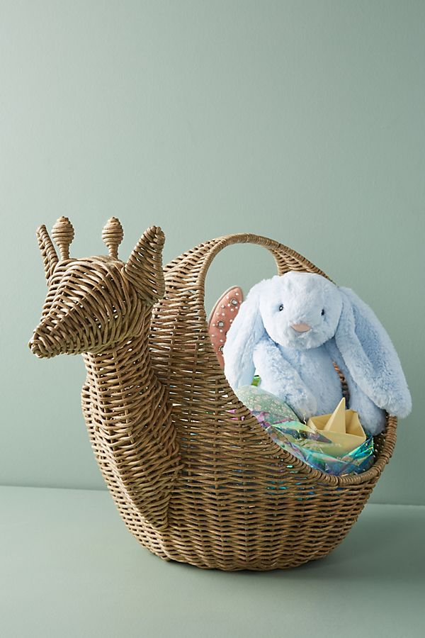 Slide View: 1: Critter Storage Basket