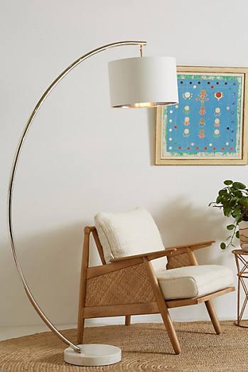Demi arche floor lamp