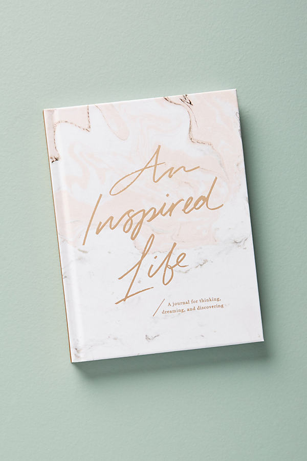 An Inspired Life - White