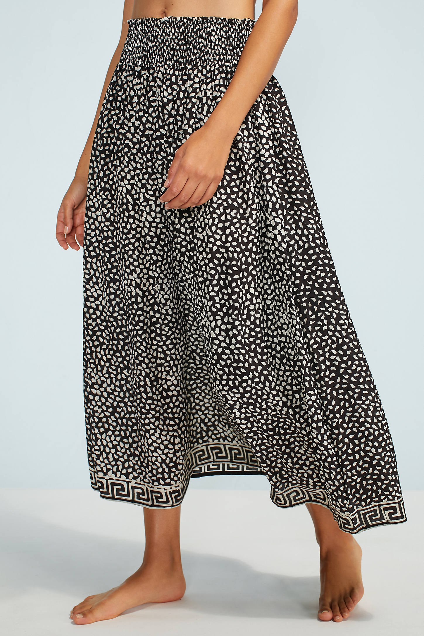 Natalie Martin Bella Silk Skirt