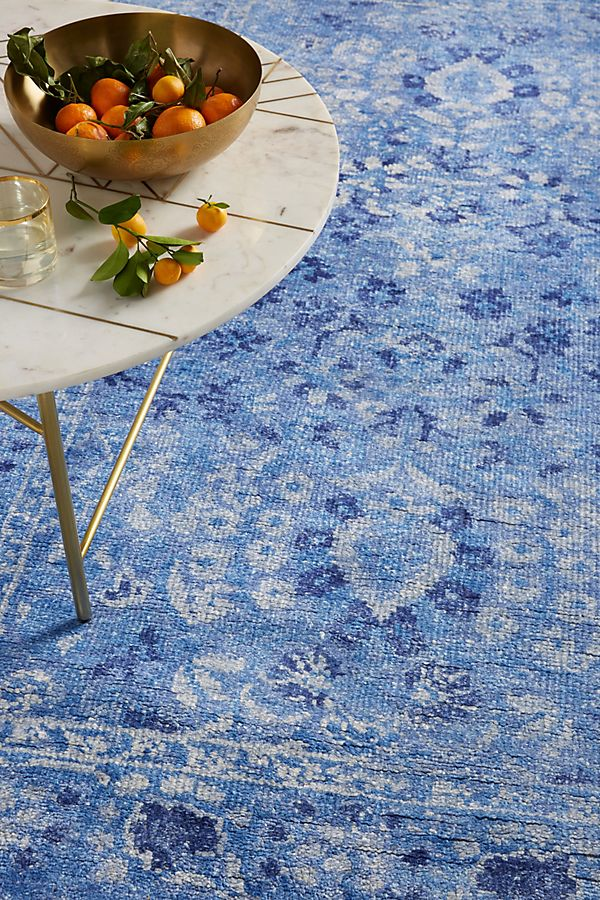 Slide View: 2: Hand-Knotted Talia Rug