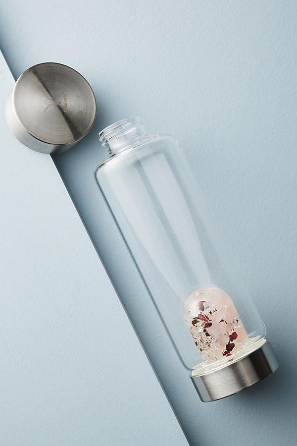 Beautiful gem water bottle
