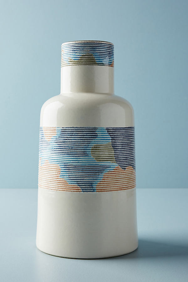 Sundrift Vase - Sky