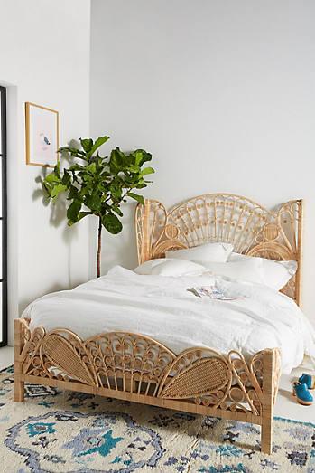 bed frames headboards anthropologie