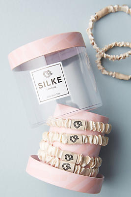 Silke London Silk Hair Ties - Coco xS117
