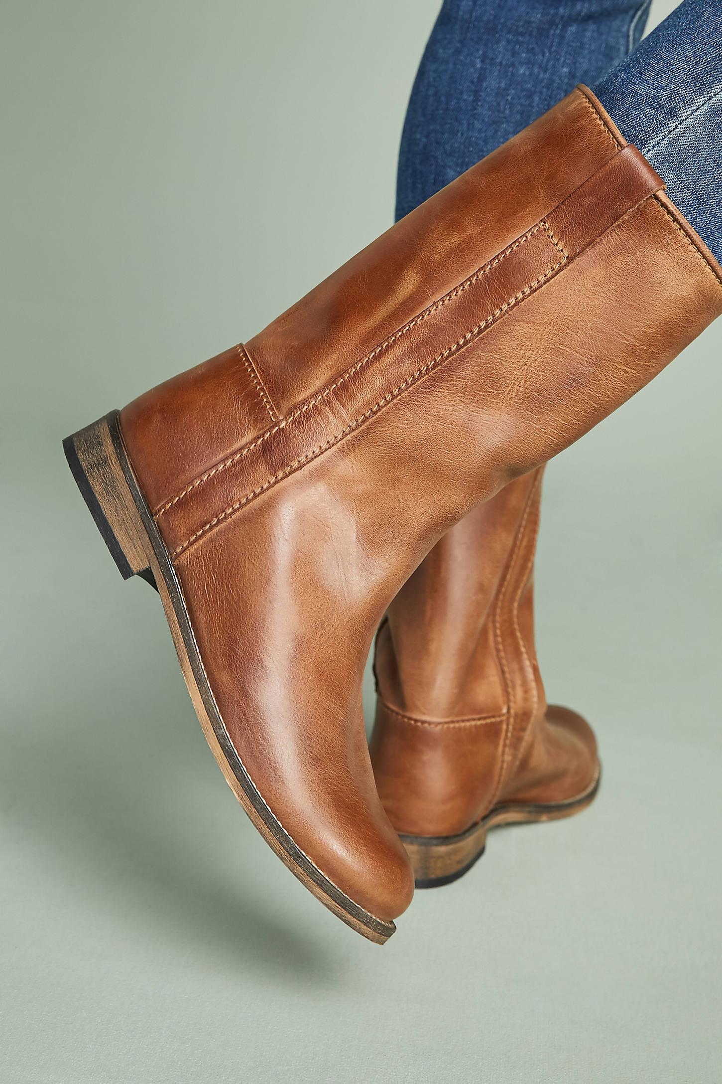 Ivylee Copenhagen Simone Leather Boots