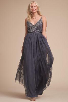 Gray Cocktail Dresses