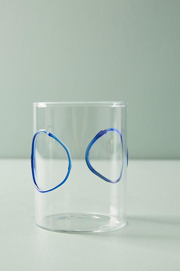 Geo Glass - Blue, Size Juice