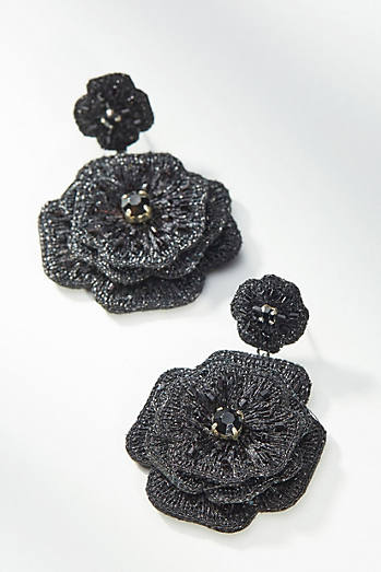 Fiore Drop Earrings