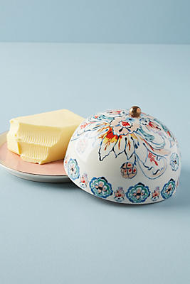 Slide View: 2: Eres Butter Dish