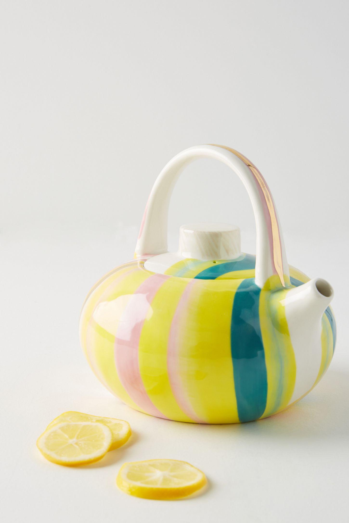 Artisa Teapot   Anthropologie