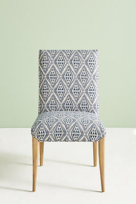 Slide View: 1: Ikat Tia Dining Chair
