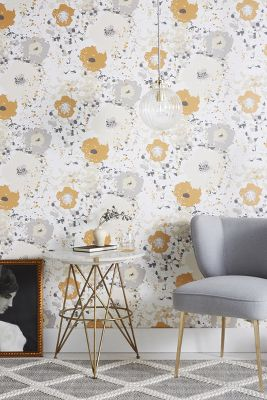 Spontaneous Wallpaper by Anthropologie