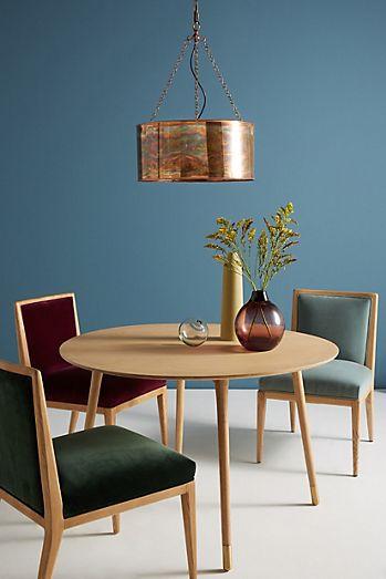 fashionable design teal dining chairs. Velvet Mari Dining Chair Purple  Furniture Designer Unique Anthropologie