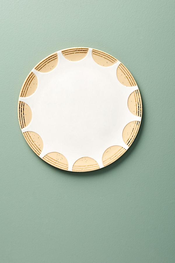 Ontario Dinner Plate - White, Size Dinner