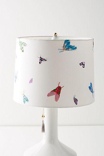 Critter lamp shade