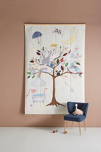 Nursery Wall Decor   Kids Wall Art   Anthropologie