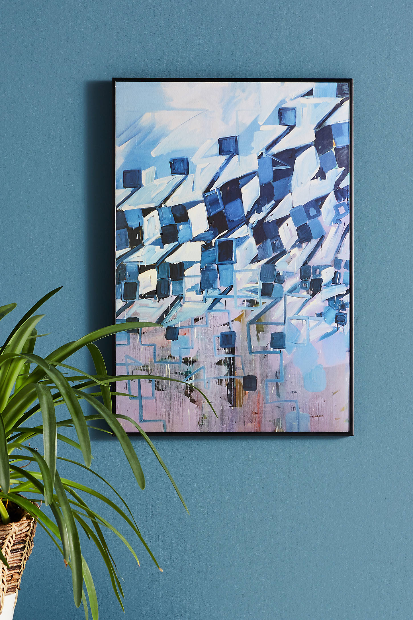 Houndstooth Series Wall Art