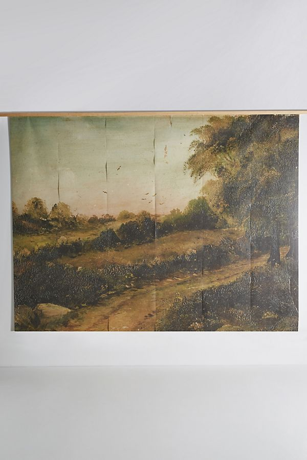Slide View: 1: Classic Countryside Mural
