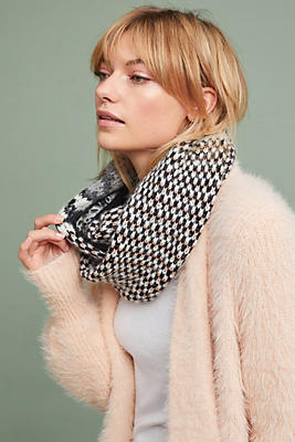 Fair Isle Infinity Scarf | Anthropologie