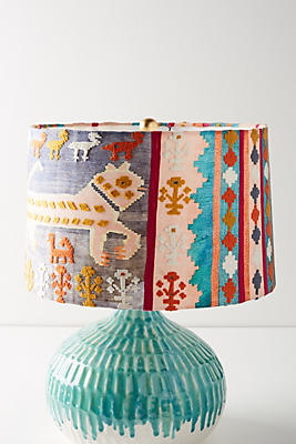 Slide view 1 elsie lamp shade