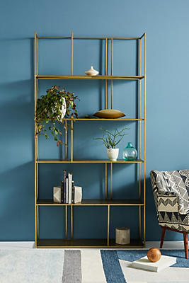 Slide View: 1: Everson Bookcase