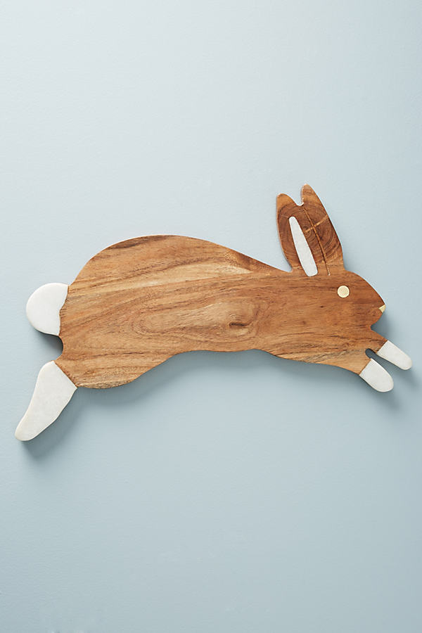 Lapin Cheese Board - Ivory, Size Cttngboard