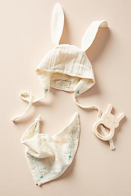 Slide View: 1: Bunny Newborn Gift Set