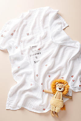 Slide View: 1: Little Lovelies Swaddle