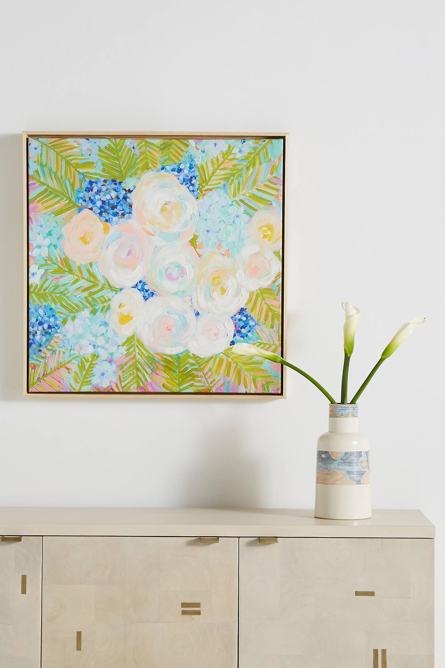 Floral Paradise Wall Art
