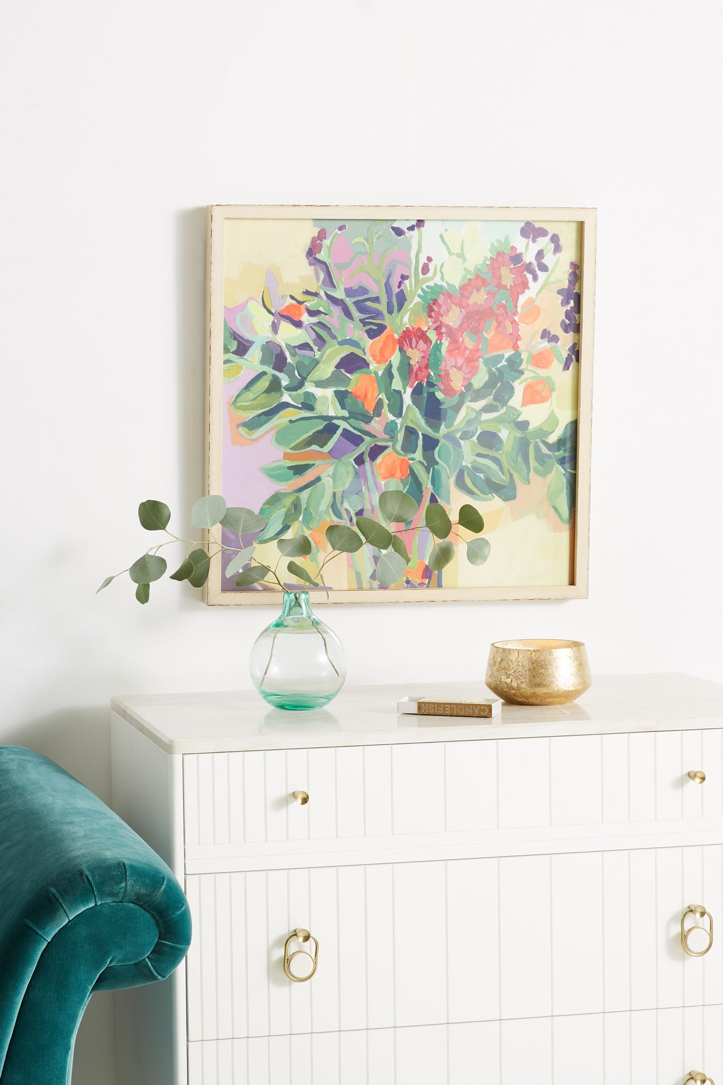 Green - Wall Art, Wall Mirrors & Wall Décor | Anthropologie