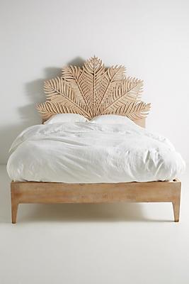 Sale alerts for  Carved Frond Bed - Covvet