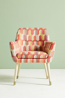 Slide View: 1: Serena Dining Chair