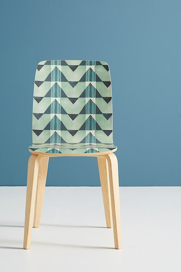 Adenia Tamsin Dining Chair - Moss